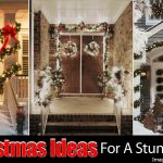 50 Christmas Ideas For A Stunning Porch