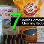 "7 Simple Homemade Cleaning Recipes – From ""Soft Scrub"" To Furniture Polish"
