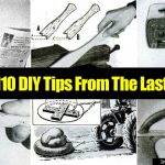 The Best 110 DIY Tips From The Last 110 Years