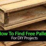 How To Find Free Pallets for DIY Projects